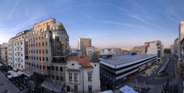 Belgrade, Serbia. By Rudolf Getel