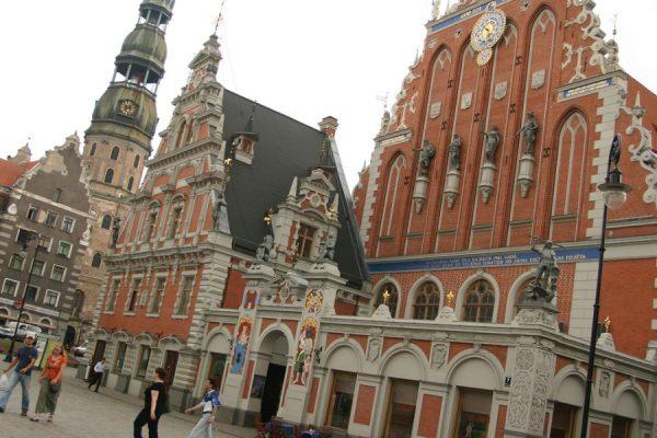 Riga, Latvia. By PnP