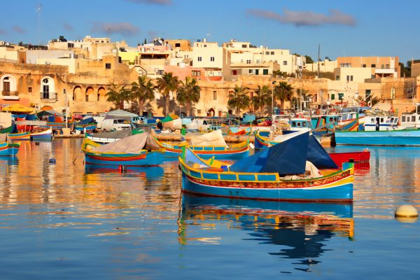 The charming Malta