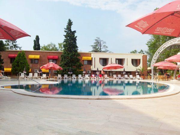 hotel dana venus pool