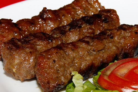 Tasty Romanian Food: Mici