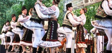 traditional romanian music