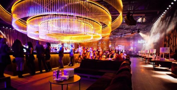 Fratelli club in Bucharest
