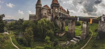 Corvin Castle in Hunedoara. Photo: Wikipedia