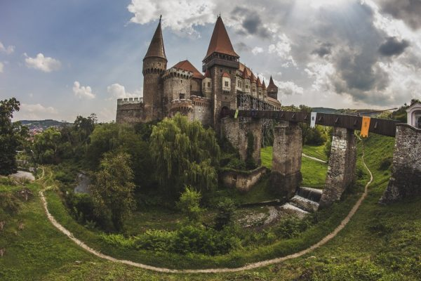 Corvin Castle in Hunedoara. Photo: Wikipedia