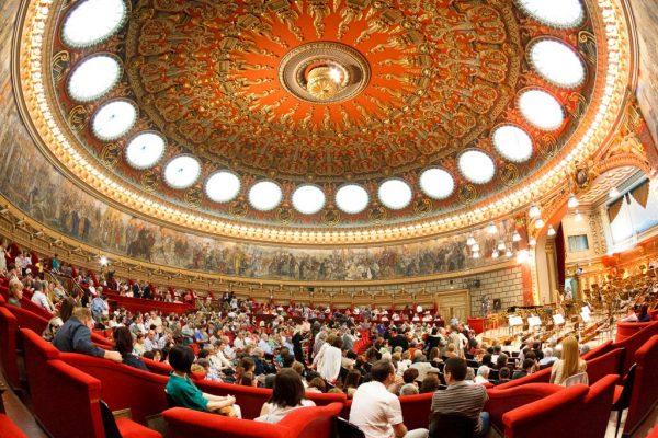 Romanian Athenaeum / Wikipedia