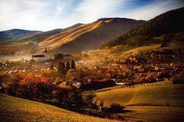 Romania is beautiful!