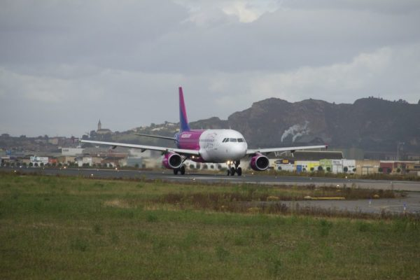 Wizz Air International Airports in Romania