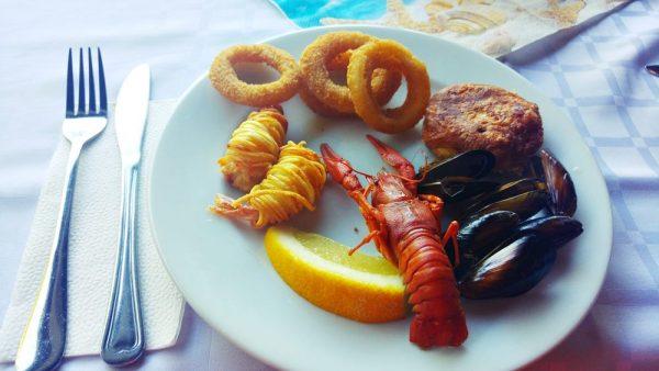 Hotel Kaliakra themed dinner