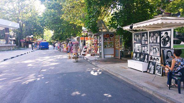 Albena street