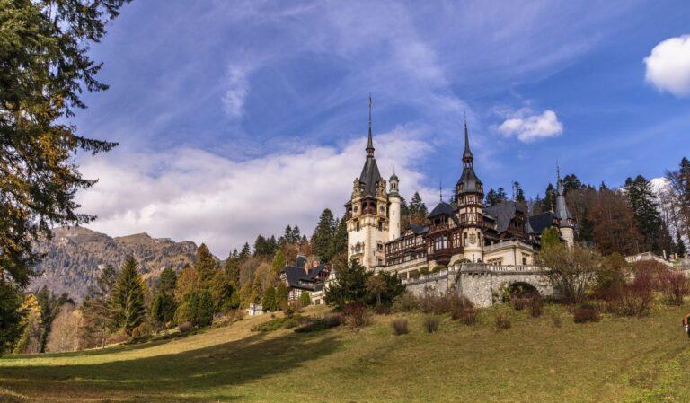 Peles Castle Romania