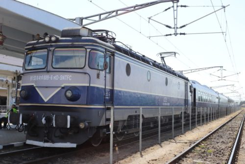 Getting from bucharest to timisoara by train