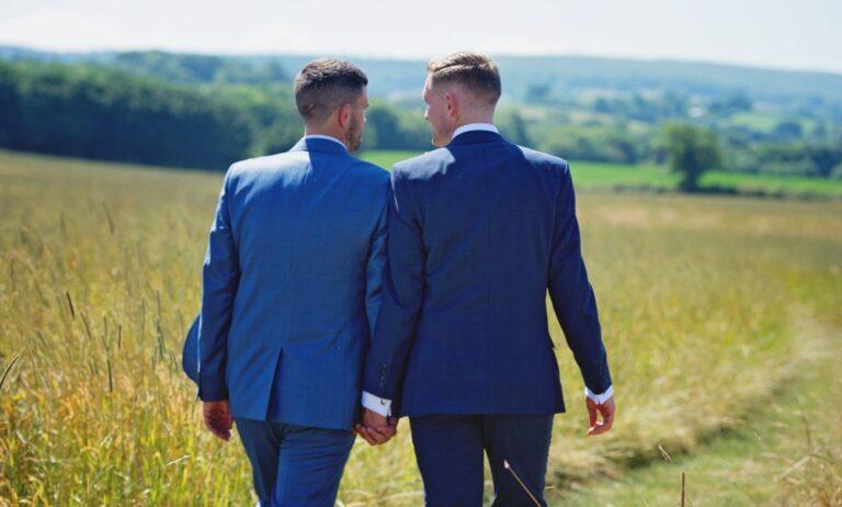 how is Romania treating gay men