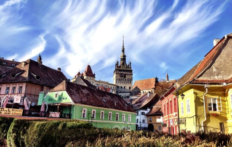 best cities to live in romania