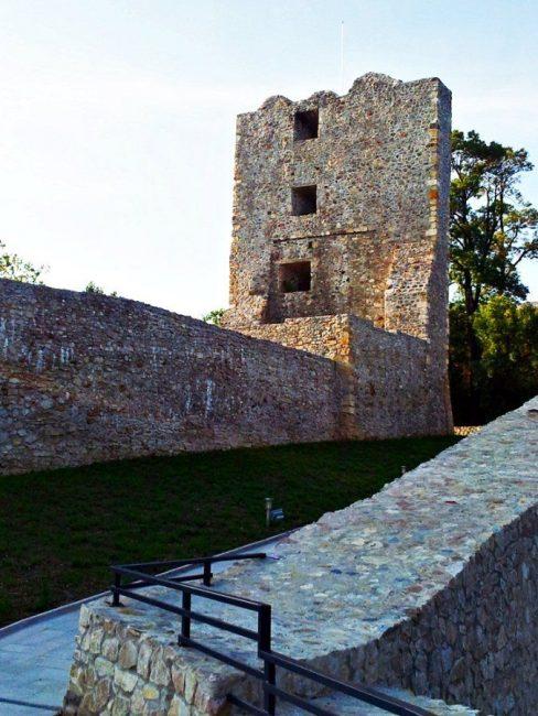 drobeta medieval citadel