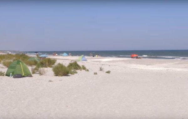 Corbu Beach, Romania