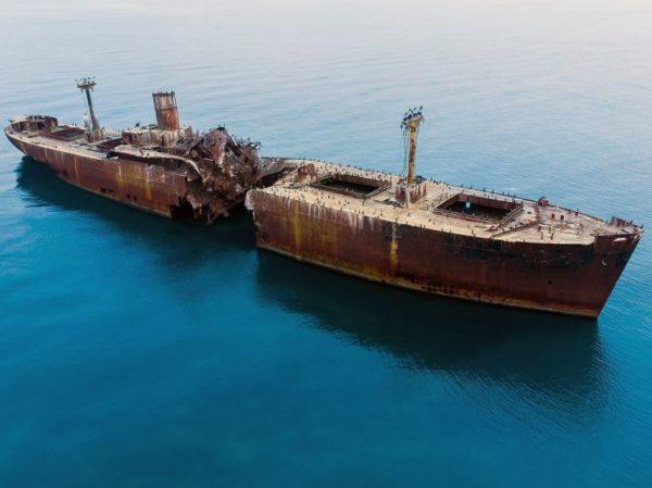 Costinesti Shipwreck