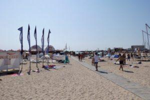 Eforie Nord Beach, Romania
