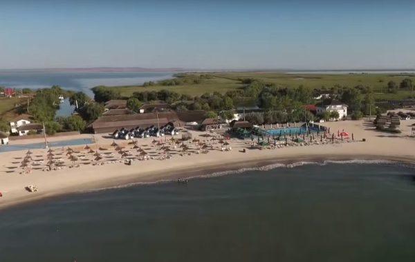 Gura Portitei Beach, Romania