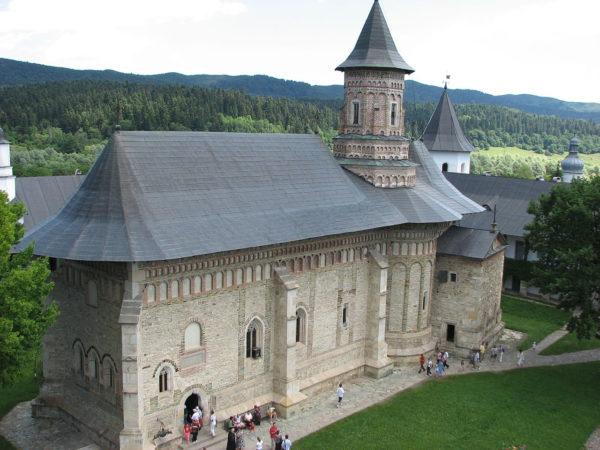 Neamt Monastery, Romania