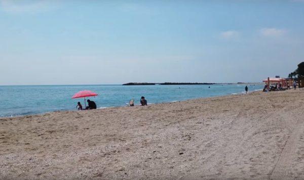 Olimp Beach, Romania