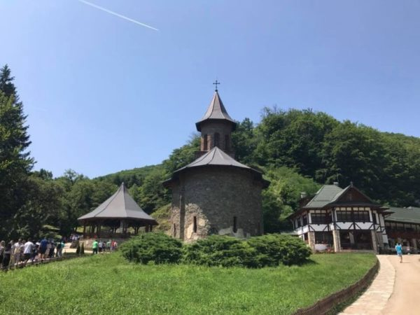 Prislop Monastery, Romania