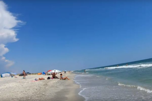 Vadu Beach, Romania