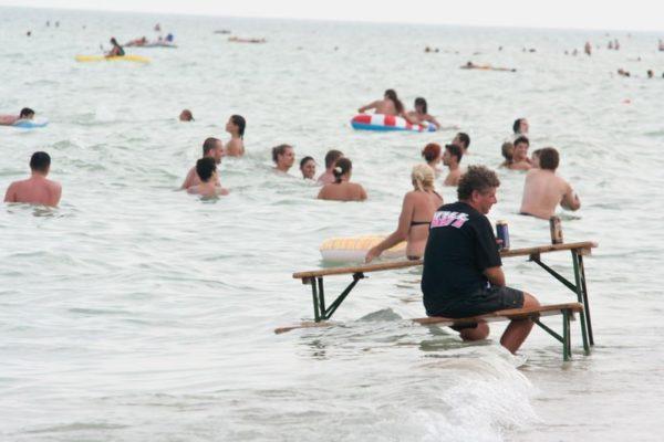 Vama Veche Beach, Romania
