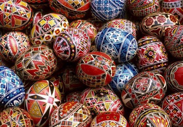 Easter Eggs Bucovina