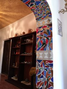 Village House in Scapau: details