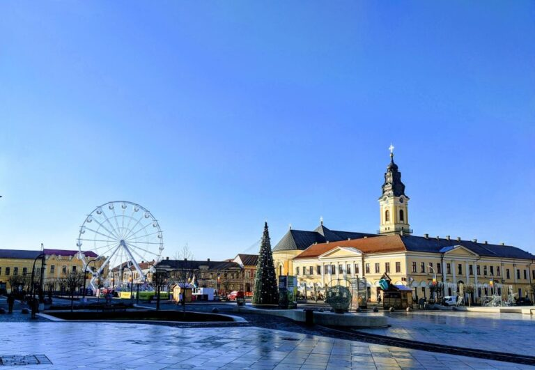 Oradea, best city in Romania