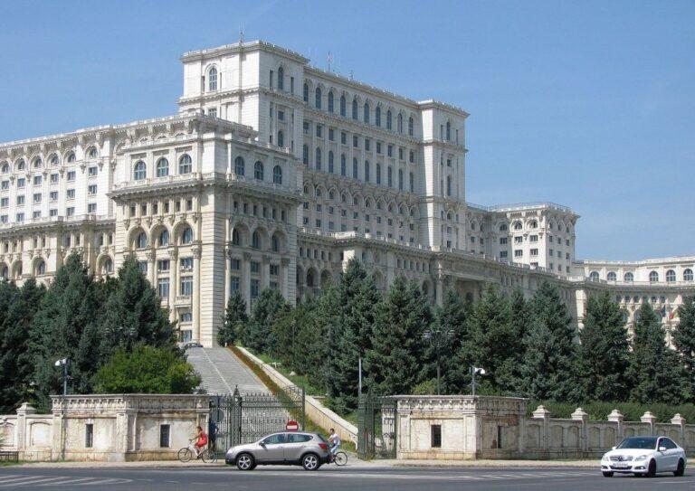 Palace of the Parliament / Casa Poporului