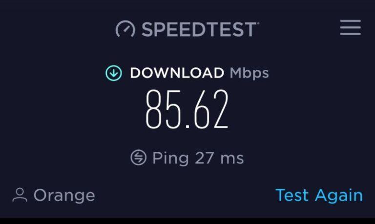 mobile internet speed Romania