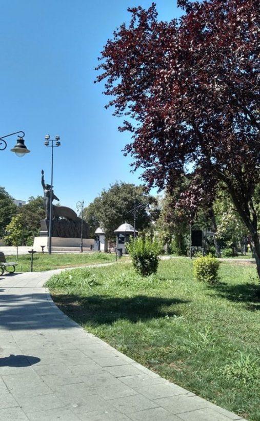 archaeologic park constanta