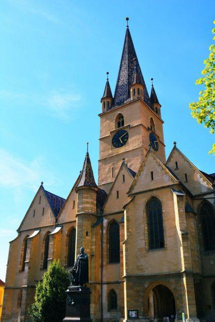lutheran cathedral sibiu