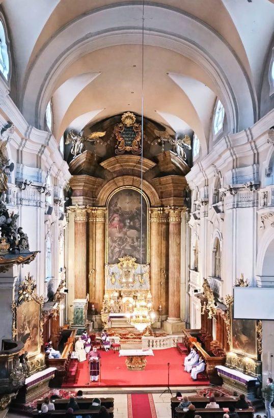 piarist church cluj napoca