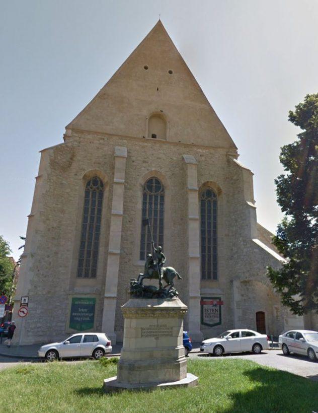 reformed church cluj napoca