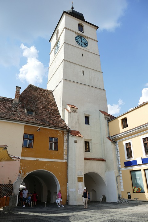 the council tower sibiu