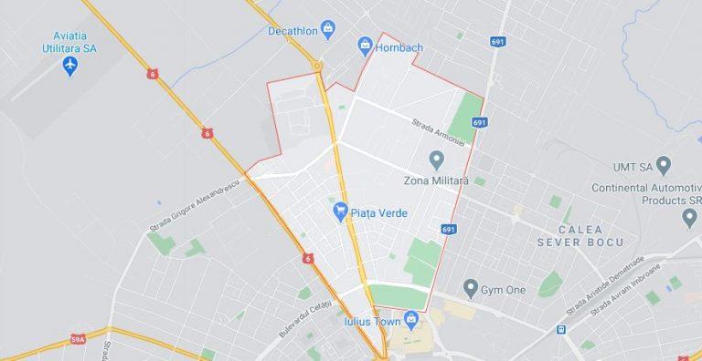 Calea Aradului Neighborhood Timisoara