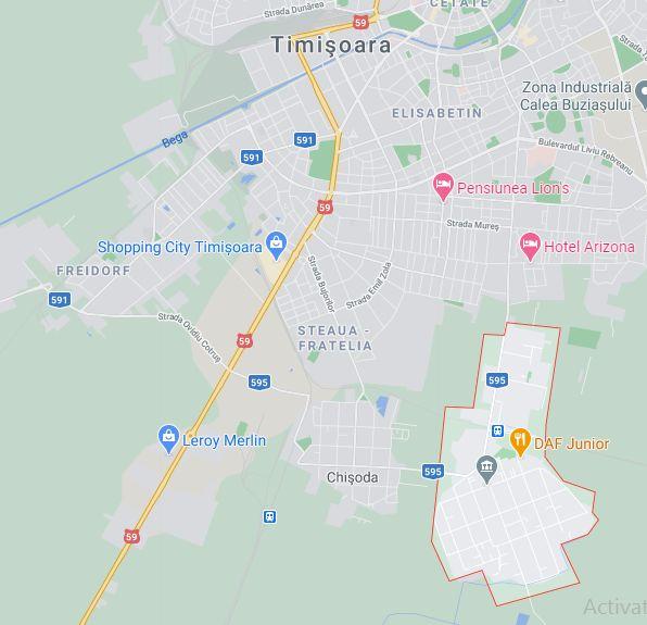 Giroc Neighborhood Timisoara
