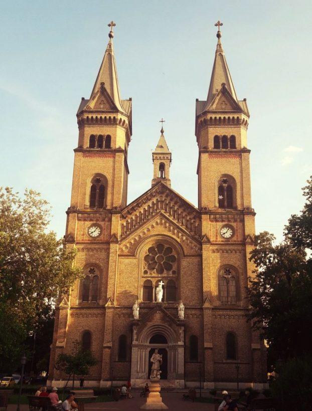 Millenium Church Timisoara