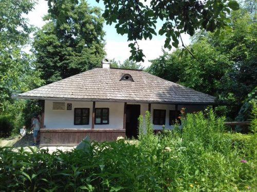 ion creanga's cottage