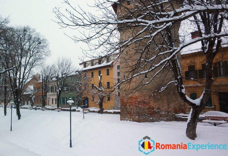 sibiu destination for the winter