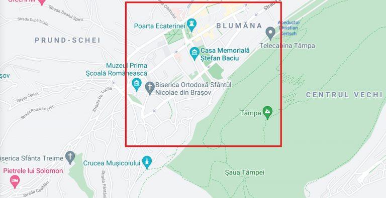 Blumana Neighborhood Brasov