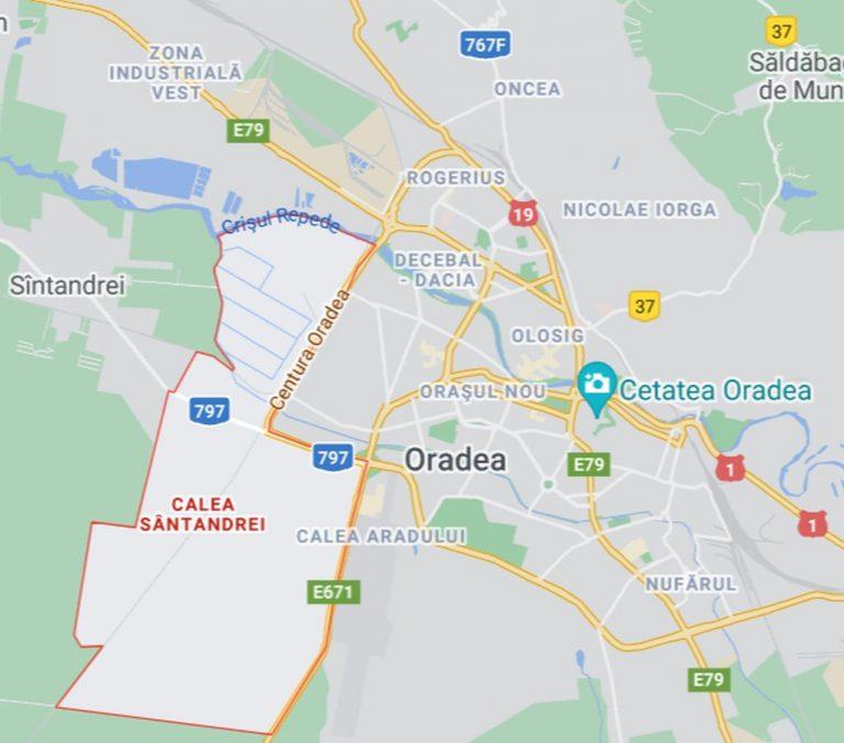 Santandrei Neighborhood Oradea