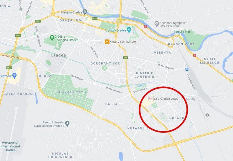 Nufarul Neighborhood Oradea