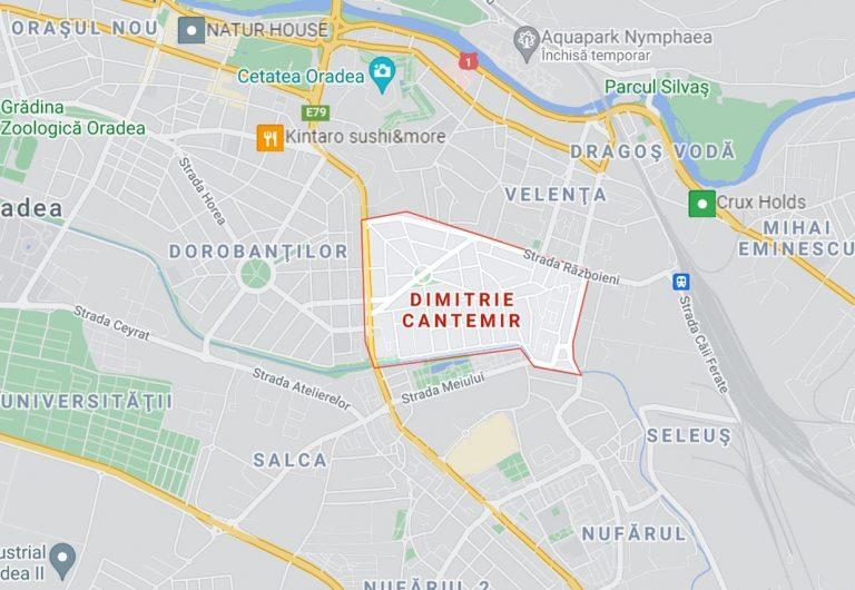Dimitrie Cantemir Neighborhood Oradea