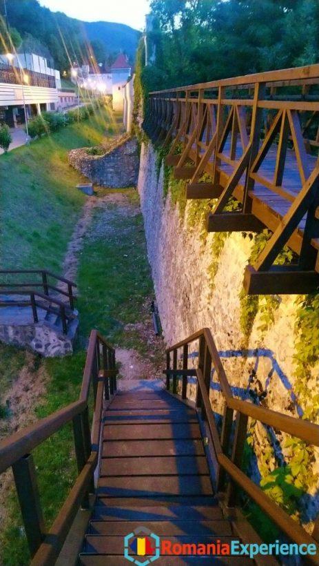 Medieval Walls Brasov