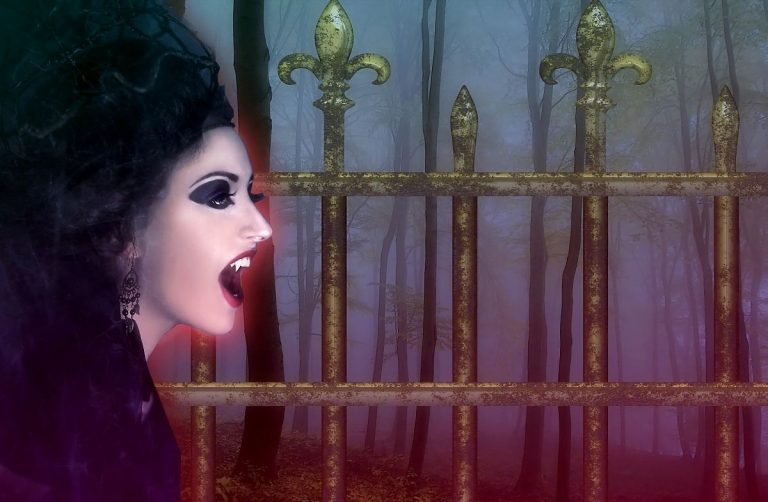 vampires in Romania