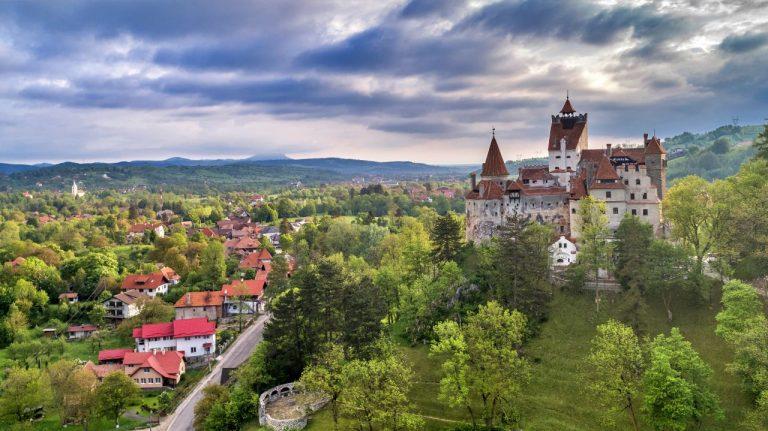 best castles to visit in Romania